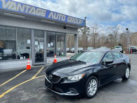 2014 Mazda MAZDA6 for sale at Vantage Auto Group in Brick NJ