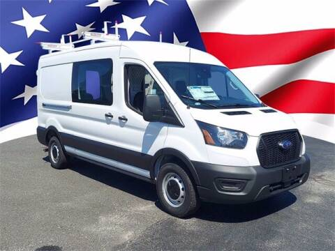 2021 Ford Transit Cargo for sale at Gentilini Motors in Woodbine NJ