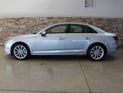 2019 Audi A4 for sale at Bud & Doug Walters Auto Sales in Kalamazoo MI