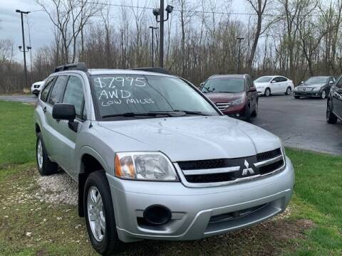 2008 Mitsubishi Endeavor for sale at Lighthouse Auto Sales in Holland MI