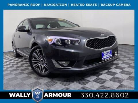 2016 Kia Cadenza for sale at Wally Armour Chrysler Dodge Jeep Ram in Alliance OH