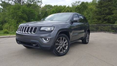 2016 Jeep Grand Cherokee for sale at A & A IMPORTS OF TN in Madison TN