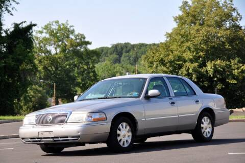2004 Mercury Grand Marquis for sale at T CAR CARE INC in Philadelphia PA