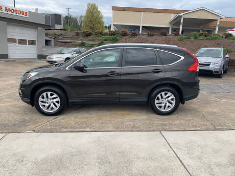 2015 Honda CR-V for sale at State Line Motors in Bristol VA