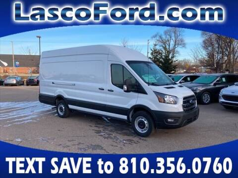 2020 Ford Transit Cargo for sale at LASCO FORD in Fenton MI