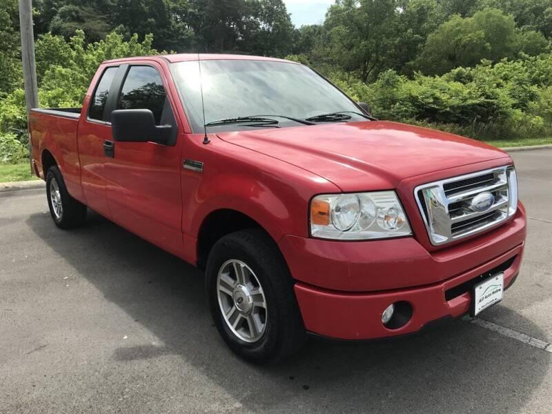 2008 Ford F-150 for sale at J & D Auto Sales in Dalton GA