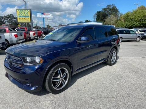 2013 Dodge Durango for sale at ARENA AUTO SALES,  INC. in Holly Hill FL