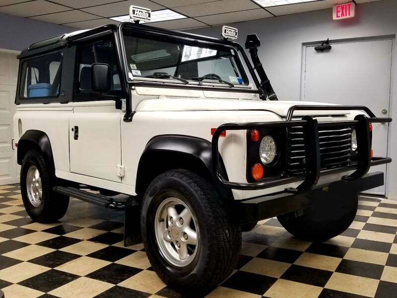 1995 Land Rover Defender for sale at Rolfs Auto Sales in Summit NJ