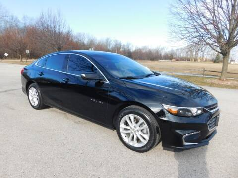 2017 Chevrolet Malibu for sale at Lot 31 Auto Sales in Kenosha WI