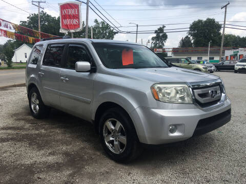2009 Honda Pilot for sale at Antique Motors in Plymouth IN