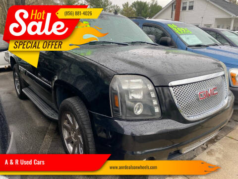 2007 GMC Yukon for sale at A & R Used Cars in Clayton NJ