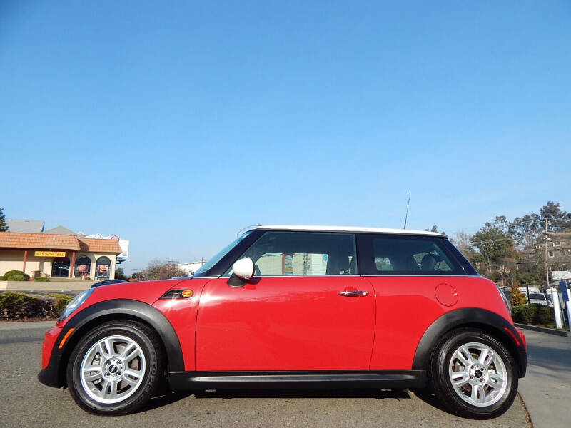 2012 MINI Cooper Hardtop for sale at Direct Auto Outlet LLC in Fair Oaks CA