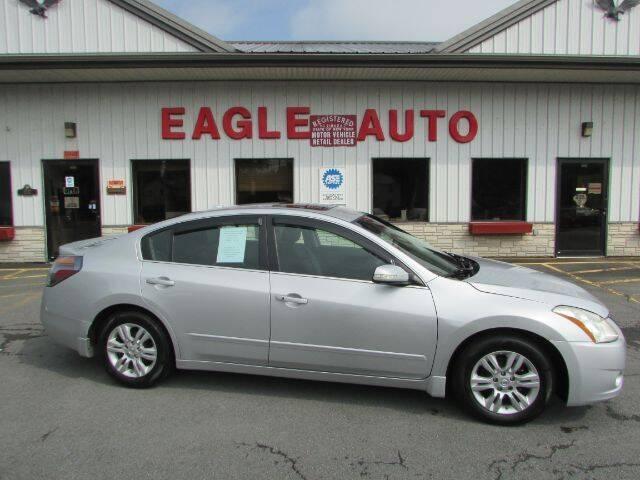 2012 Nissan Altima for sale at Eagle Auto Center in Seneca Falls NY