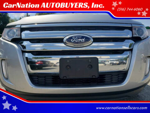 2014 Ford Edge for sale at CarNation AUTOBUYERS, Inc. in Rockville Centre NY