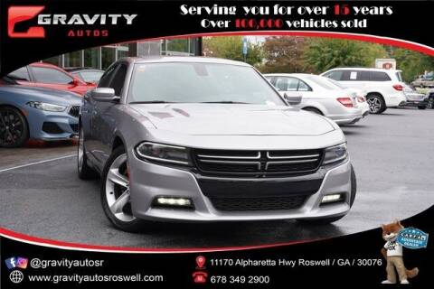 2018 Dodge Charger for sale at Gravity Autos Roswell in Roswell GA