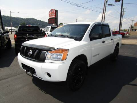 2015 Nissan Titan for sale at Joe's Preowned Autos 2 in Wellsburg WV
