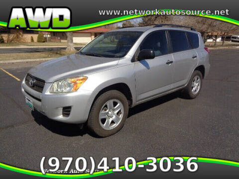2010 Toyota RAV4 for sale at Network Auto Source in Loveland CO