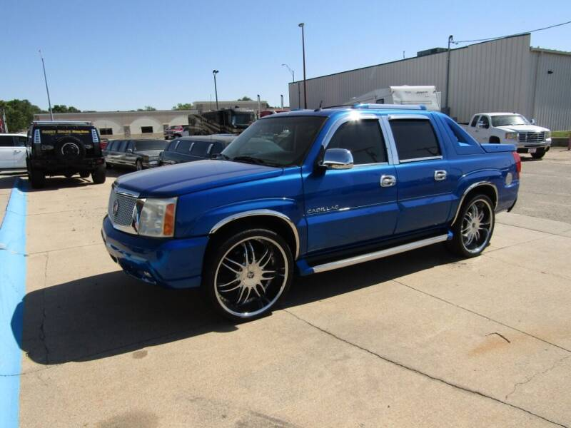 2004 Cadillac Escalade EXT for sale at Scott Spady Motor Sales LLC in Hastings NE
