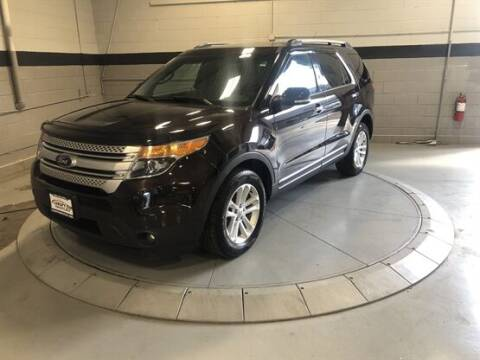 2013 Ford Explorer for sale at Luxury Car Outlet in West Chicago IL