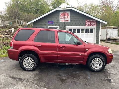 2005 Mercury Mariner for sale at KMK Motors in Latham NY