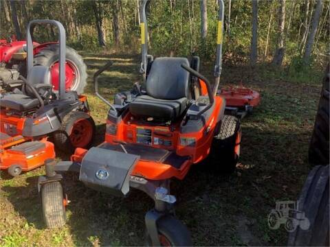 2013 Kubota ZD326P-60 for sale at Vehicle Network - Barnes Equipment in Sims NC