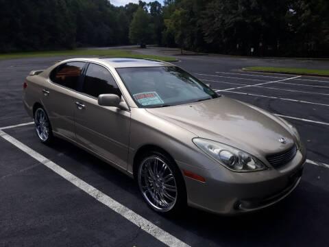 2005 Lexus ES 330 for sale at JCW AUTO BROKERS in Douglasville GA