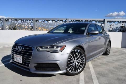 2017 Audi A6 for sale at Dino Motors in San Jose CA