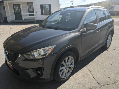 2015 Mazda CX-5 for sale at AUTO CONNECTION LLC in Springfield VT