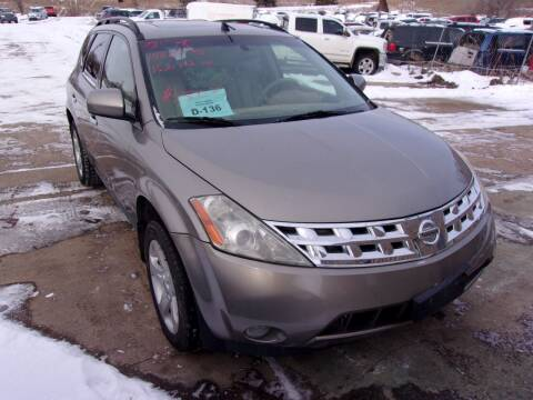 2004 Nissan Murano for sale at Barney's Used Cars in Sioux Falls SD