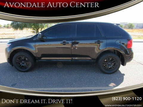 2011 Ford Edge for sale at Avondale Auto Center in Avondale AZ