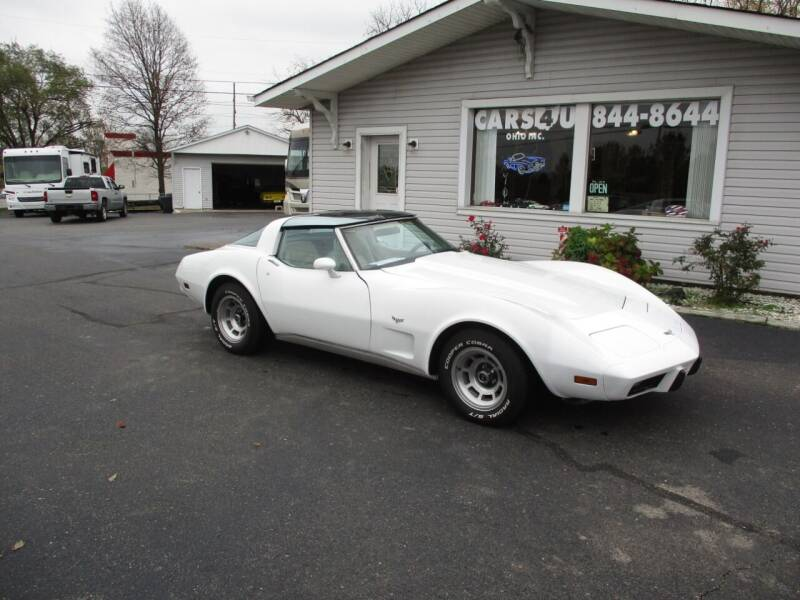 1979 Chevrolet Corvette for sale at Cars 4 U in Liberty Township OH