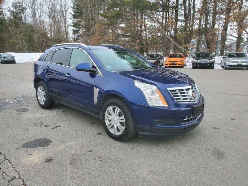 2013 Cadillac SRX for sale at Pelham Auto Group in Pelham NH