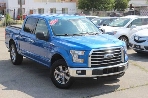 2015 Ford F-150 for sale at Car Bazaar INC in Salt Lake City UT
