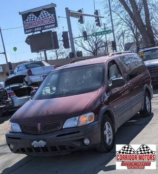 2003 Pontiac Montana for sale at Corridor Motors in Cedar Rapids IA