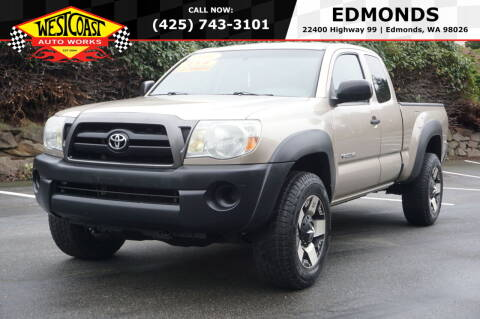 2006 Toyota Tacoma for sale at West Coast Auto Works in Edmonds WA