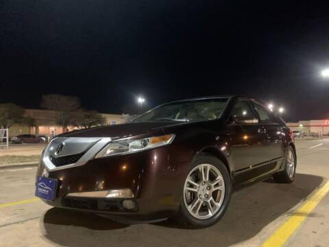 2009 Acura TL for sale at Hatimi Auto LLC in Buda TX