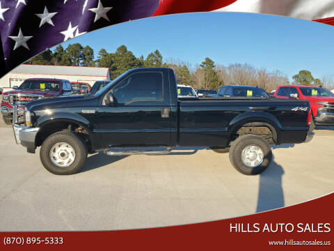 2004 Ford F-350 Super Duty for sale at Hills Auto Sales in Salem AR