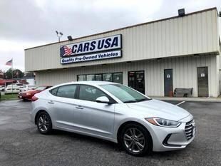2017 Hyundai Elantra for sale at Cars USA in Virginia Beach VA