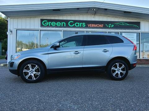 2013 Volvo XC60 for sale at Green Cars Vermont in Montpelier VT