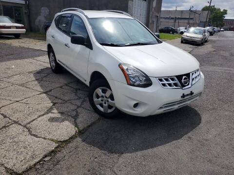 2014 Nissan Rogue Select for sale at O A Auto Sale in Paterson NJ