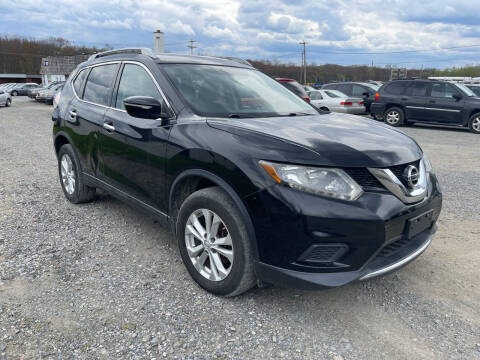 2015 Nissan Rogue for sale at Ron Motor Inc. in Wantage NJ