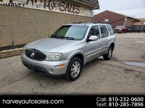 2004 Buick Rainier for sale at Harvey Auto Sales, LLC. in Flint MI