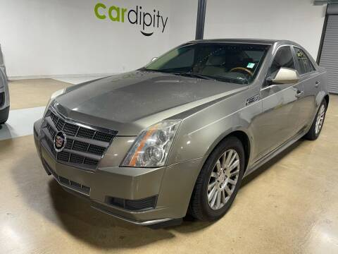 2010 Cadillac CTS for sale at Cardipity in Dallas TX