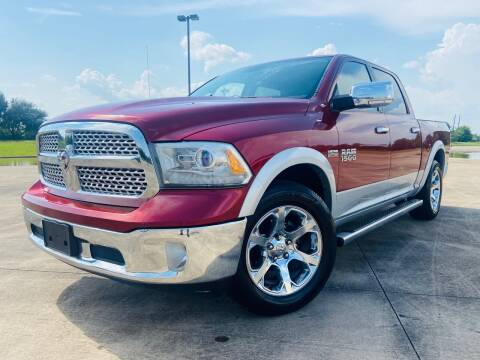 2013 RAM Ram Pickup 1500 for sale at AUTO DIRECT Bellaire in Houston TX
