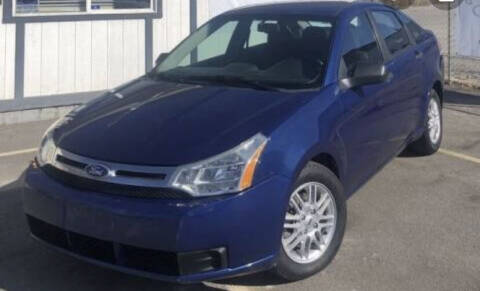 2009 Ford Focus for sale at Right Place Auto Sales in Indianapolis IN
