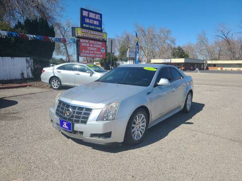 2012 Cadillac CTS for sale at Right Choice Auto in Boise ID