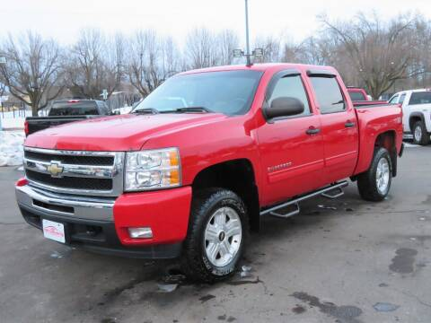 2010 Chevrolet Silverado 1500 for sale at Low Cost Cars North in Whitehall OH