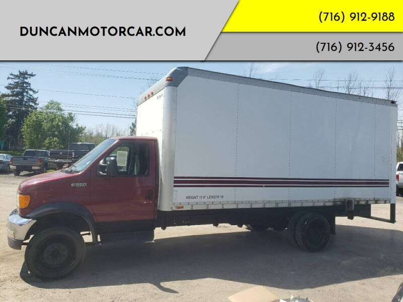 2003 Ford E-Series Chassis for sale in Buffalo, NY