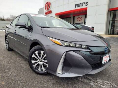 2020 Toyota Prius Prime for sale at Auto Smart of Pekin in Pekin IL