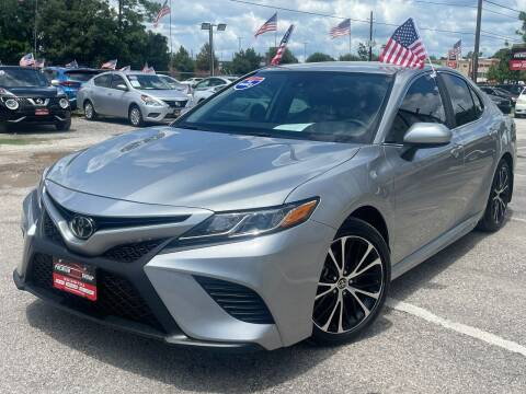 2020 Toyota Camry for sale at Premium Auto Group in Humble TX